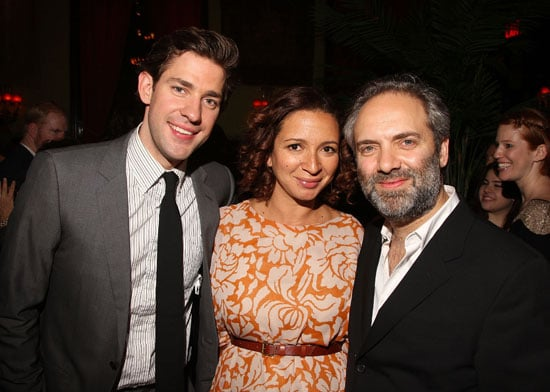 Buzz Interview: John, Maya, and Sam Take It Away