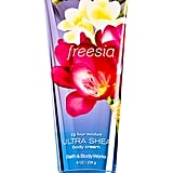 Bath & Body Works Freesia Body Cream