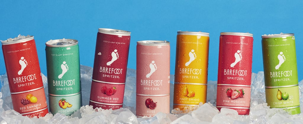 Barefoot Canned Wine Spritzer Flavors 2019