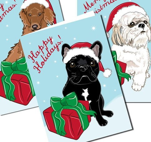Send a truly special ode to your furball with custom holiday pet send a truly special ode to your furball with custom holiday pet greeting cards 35 m4hsunfo