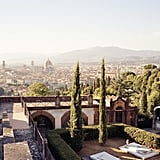 Sip Italian Wine at Piazzale Michelangelo in Florence, Italy