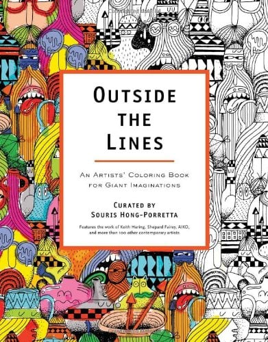 For 5-Year-Olds: Outside the Lines