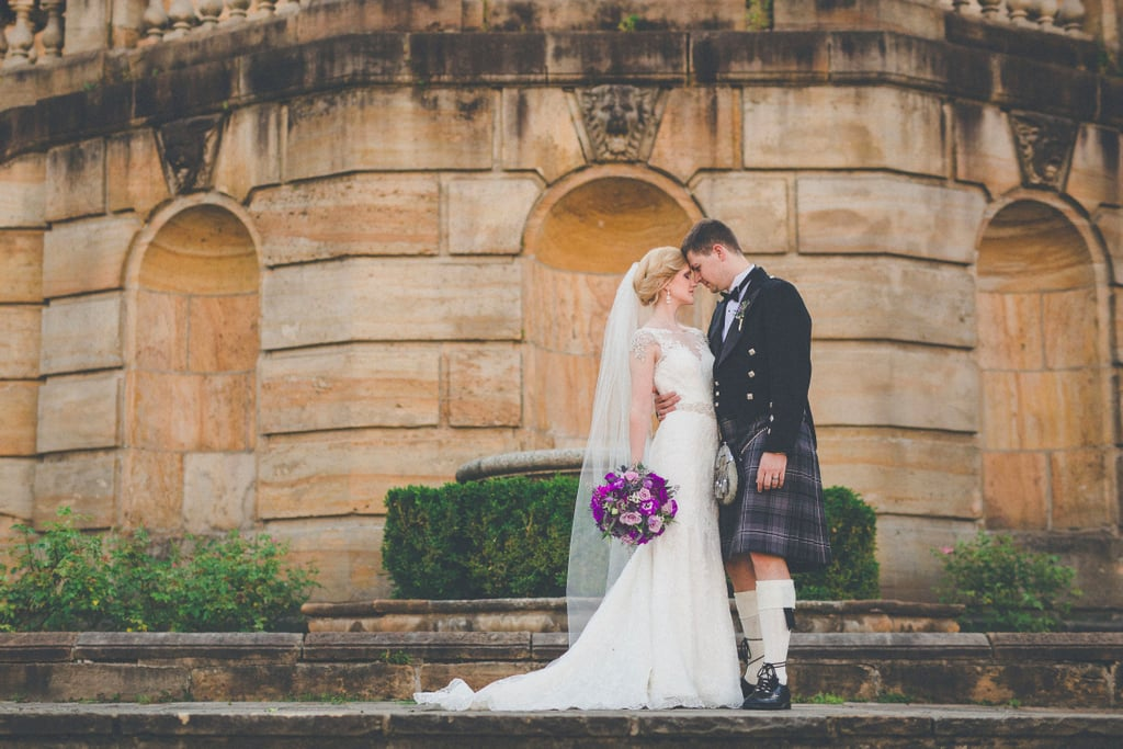 Geeky Scottish Wedding