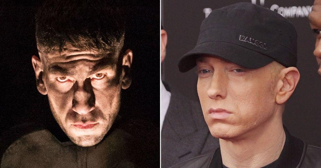 Eminem's Reaction to Netflix Canceling The Punisher