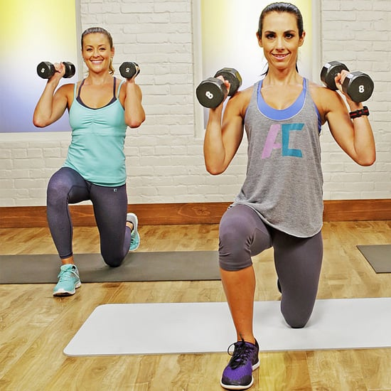 Full-Body Workout | 15-Minute Video