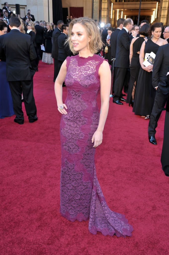 Scarlett Johansson's Full Look
