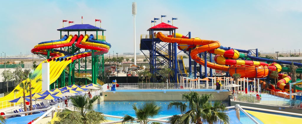 A Dubai Theme Park Is Searching For Junior Lifeguards