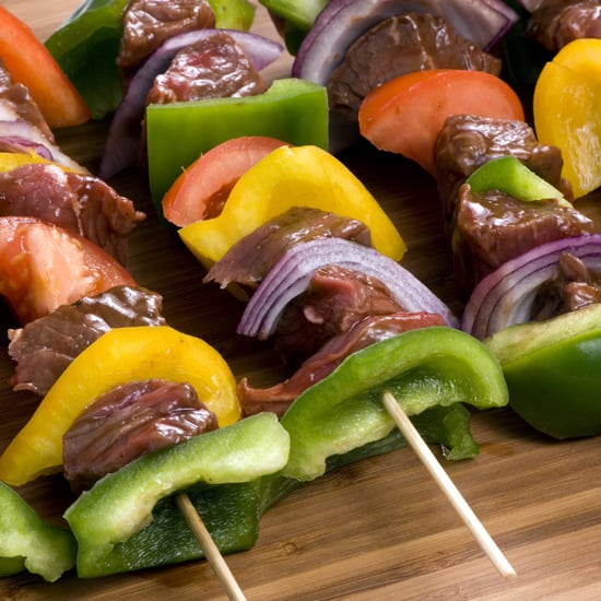 How to Arrange Kebab Skewers