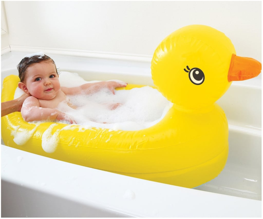 Inflatable Duck Tub | National Rubber Duck Day | POPSUGAR Moms Photo 10