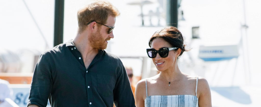 صور الأمير هاري وميغان ماركل في جزيرة فريزر 2018