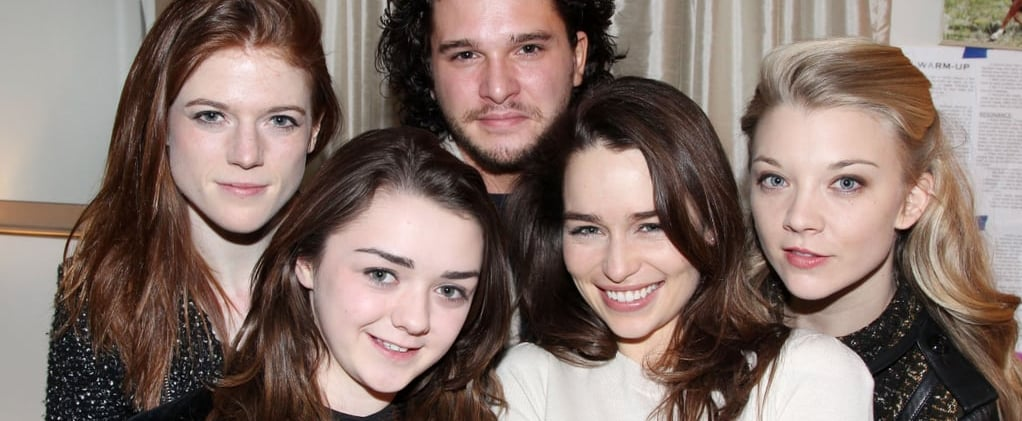 Game of Thrones Cast on the Red Carpet Over the Years