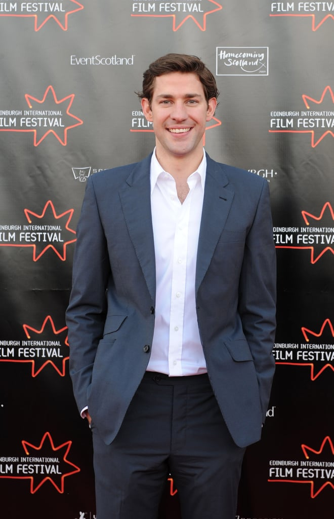 Krasinski in Edenburgh