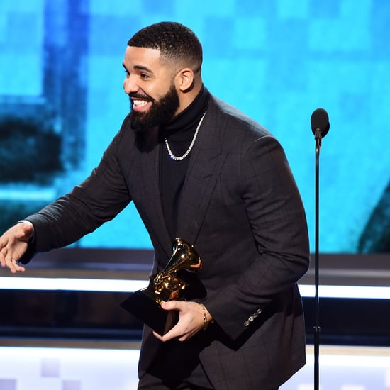 Drake Reveals New Haircut With a Heart on Instagram