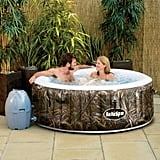 SaluSpa Realtree MAX-5 AirJet Four-Person Portable Inflatable Hot Tub Spa ($299)