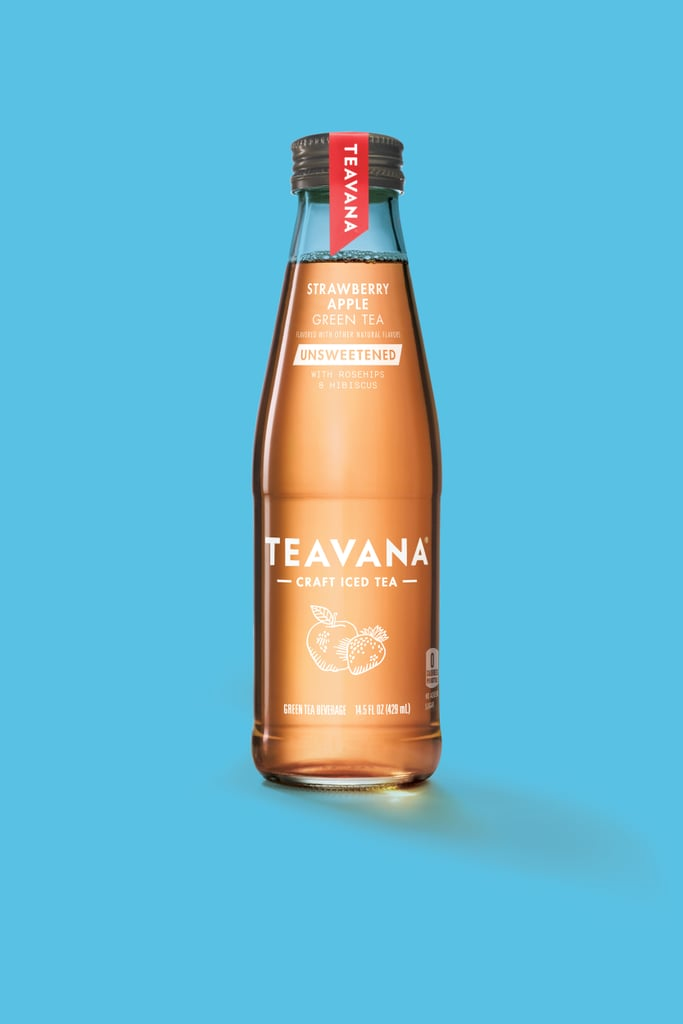 Teavana Unsweetened Strawberry Apple Green Tea Craft Iced Tea