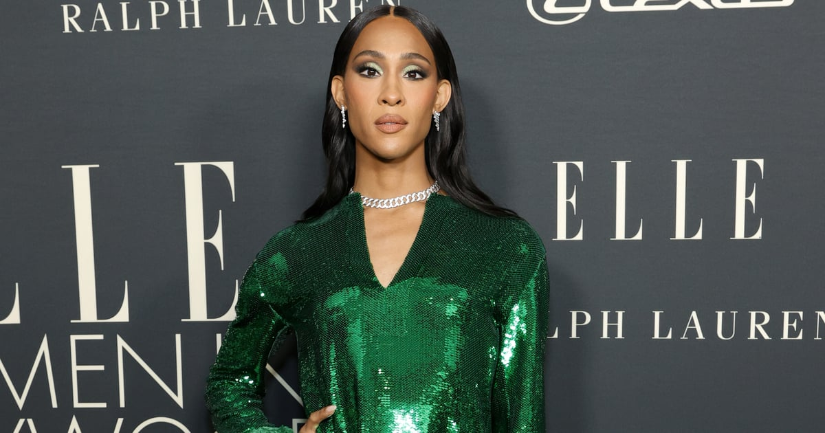 Give It the Green Light: Mj Rodriguez's Sequined Valentino Minidress Had Heads Turning.jpg