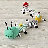 Plush Caterpillar Baby Toy