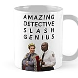 Amazing Detective Slash Genius Mug