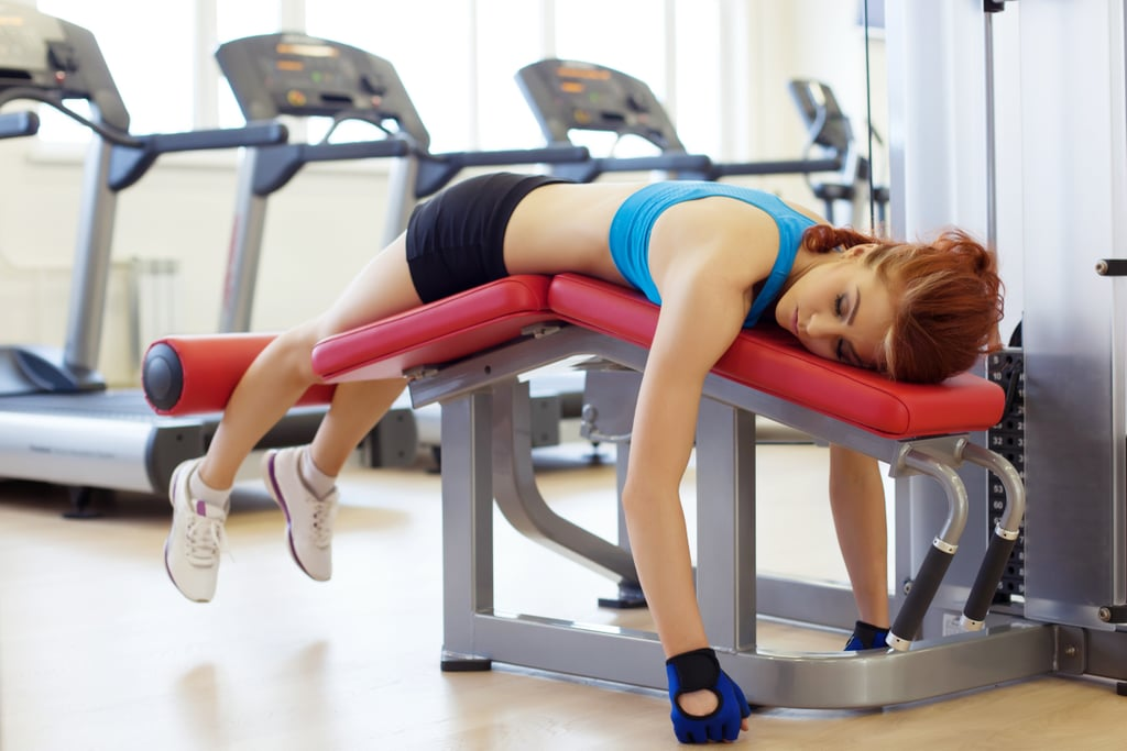 12 Emotional Stages of Going to the Gym First Thing in the Morning