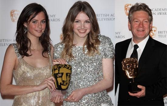 2009 TV BAFTA Award Winners / Press Room