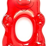 Giant Red Gummy Bear Pool Float