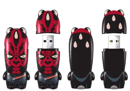 Star Wars Series 4 Mimobot Flash Drives Coming June 10
