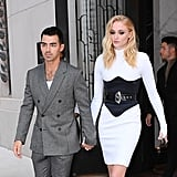 Sophie Turner and Joe Jonas at the 2019 VMAs