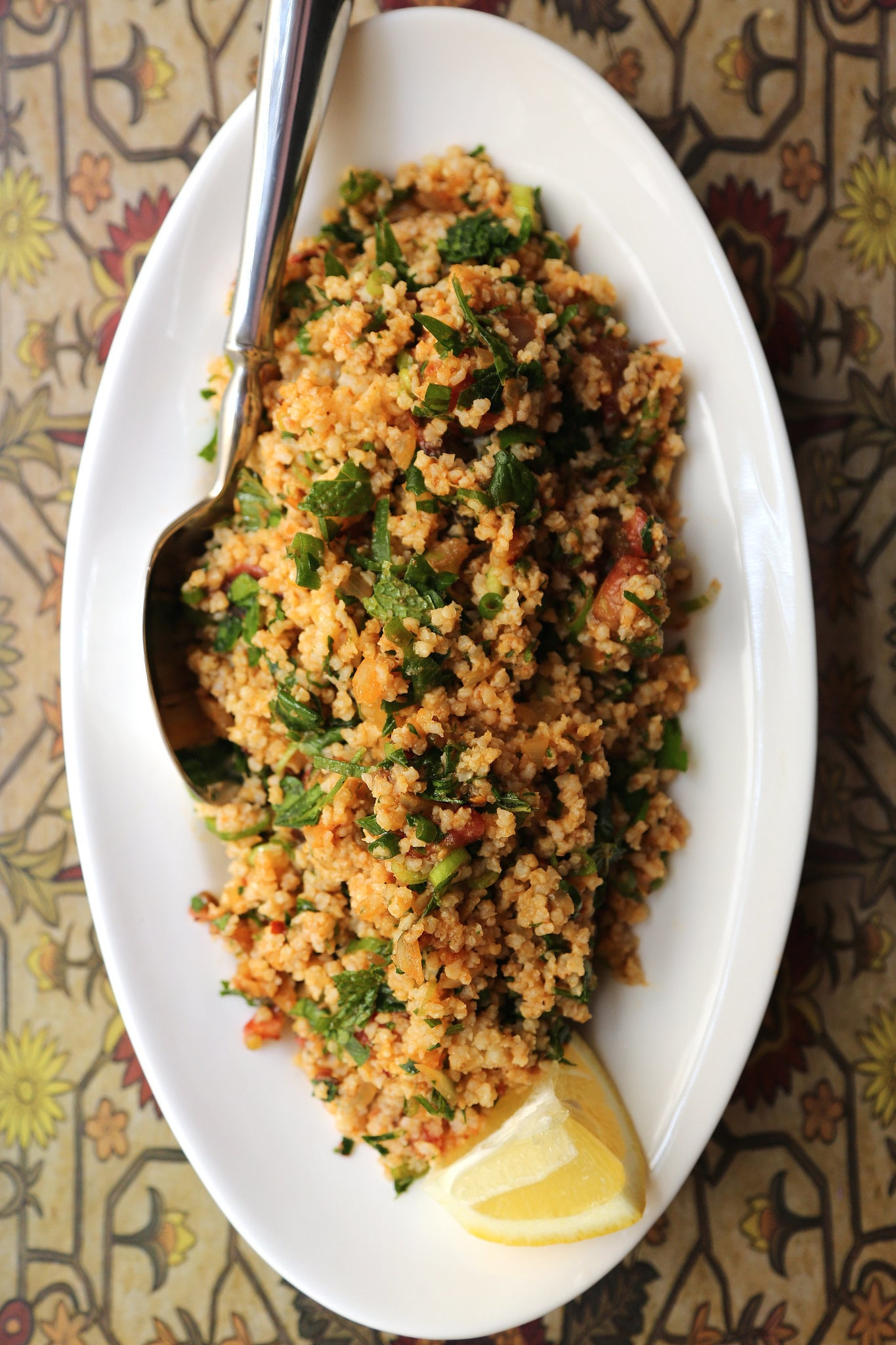 Quinoa Tabbouleh | 33 Salads That Have Brown-Bag Lunch Written All ...