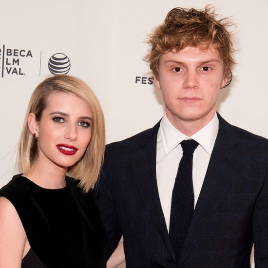 Emma Roberts and Evan Peters Split