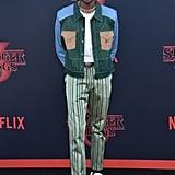 Caleb McLaughlin at Stranger Things Season 3 Premiere