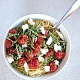 Easy Vegetarian Recipe: Margherita Pizza Pasta