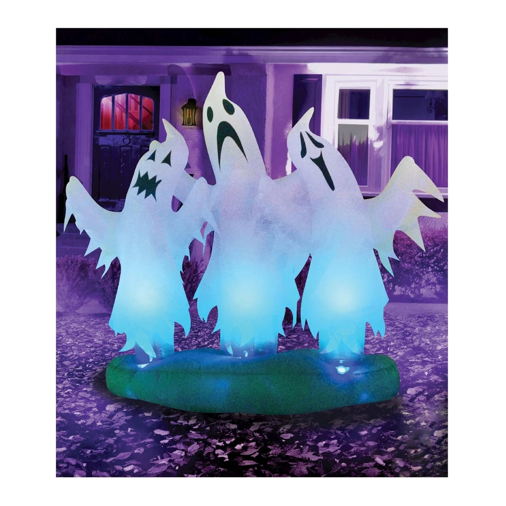 Halloween Inflatable Three Floating Ghosts Set