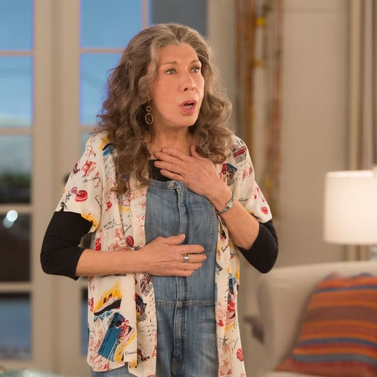Grace and Frankie: Frankie's Best GIFs