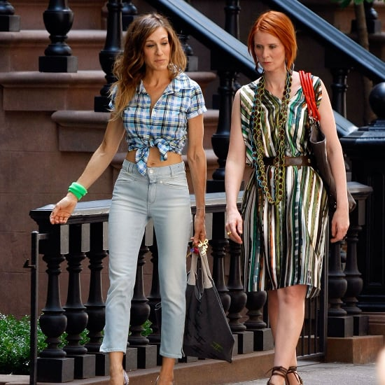 Every Outfit on Sex and the City Instagram Account