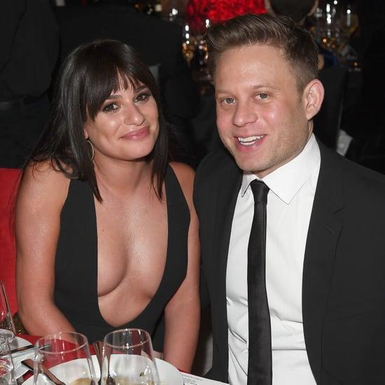 Lea Michele Engaged to Zandy Reich