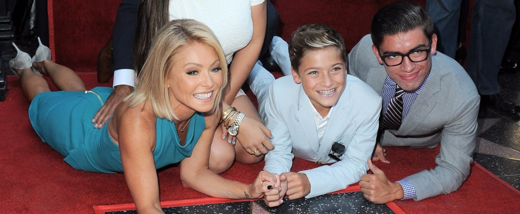 Kelly Ripa and Her Sons Always Seem to Have the Best Time Together