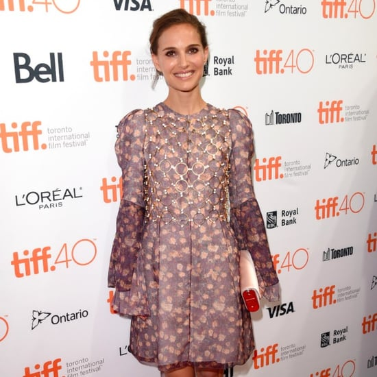 Natalie Portman Attends Toronto Film Festival 2015