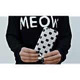 Ankit Clear 'Black Cat' iPhone 6 Case ($20)