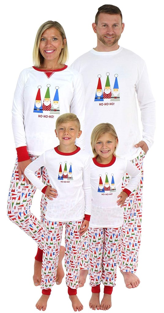 matching family christmas pajamas popsugar family - Maternity Christmas Pajamas