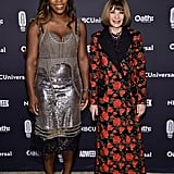 Serena Williams and Alexis Ohanian at Brand Genius Awards