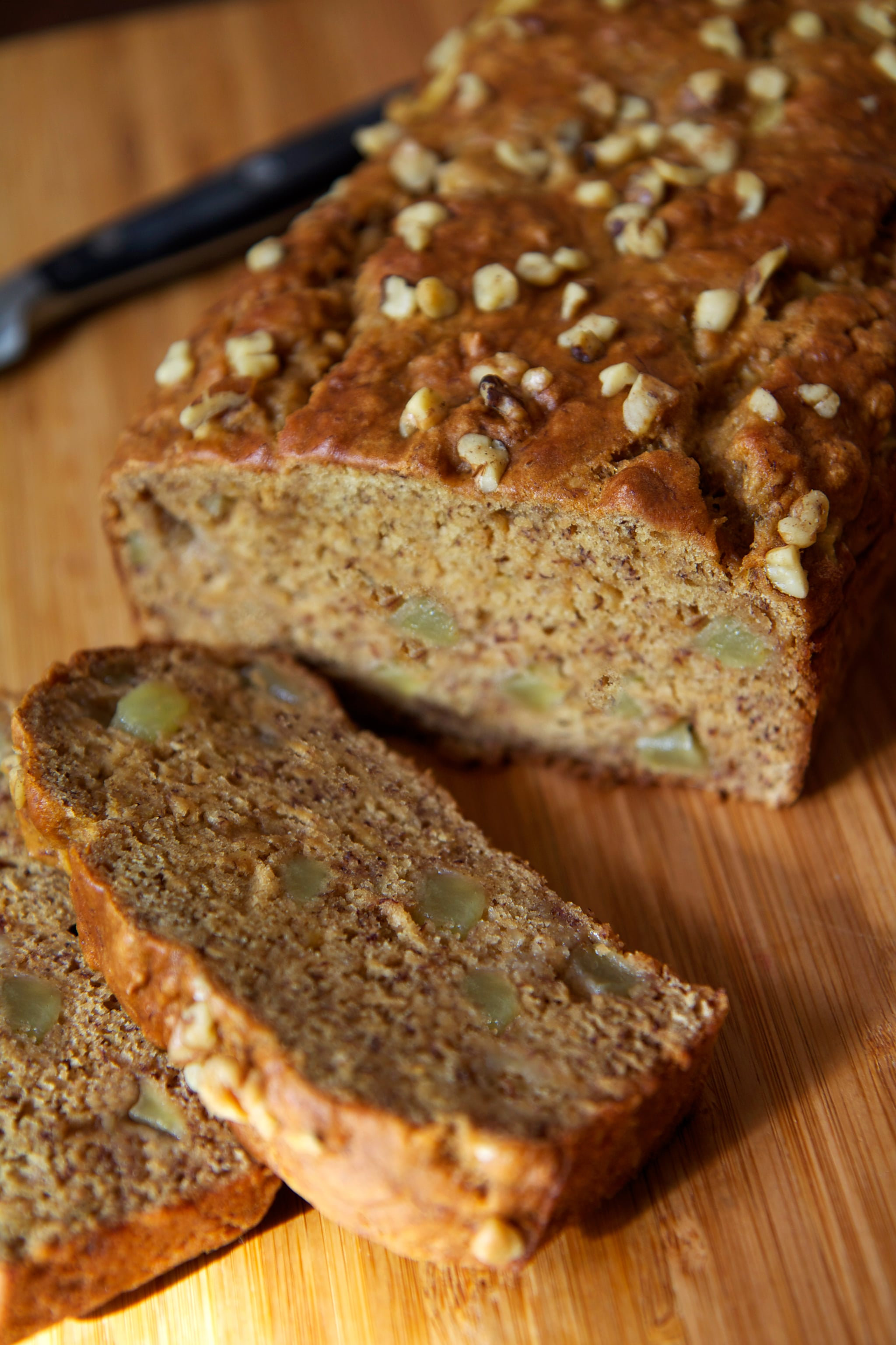 Low fat apple walnut cake recipe