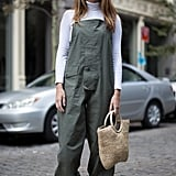 Add a finishing touch to a relaxed, utilitarian outfit.