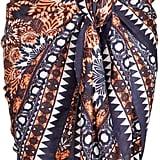H&M Patterned Sarong ($13)