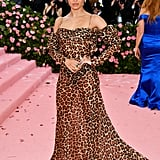 Adwoa Aboah at the 2019 Met Gala