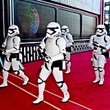 Pictured: Stormtroopers
