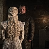 Samwell Tarly and Daenerys Targaryen