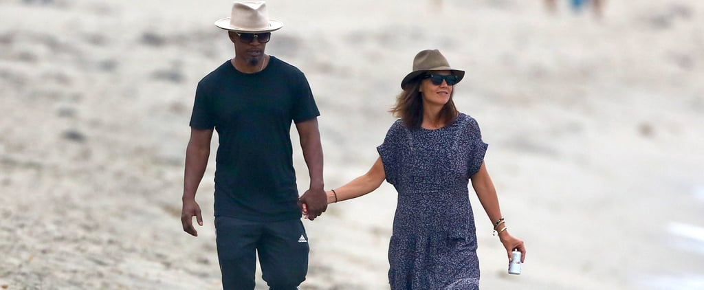 Katie Holmes and Jamie Foxx Finally Confirm Their Romance With a PDA-Filled Beach Date