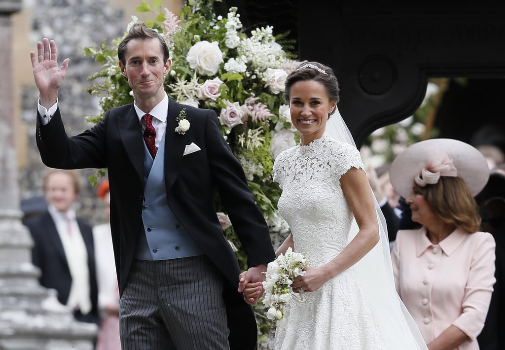 Pippa Middleton Gives Birth to First Child