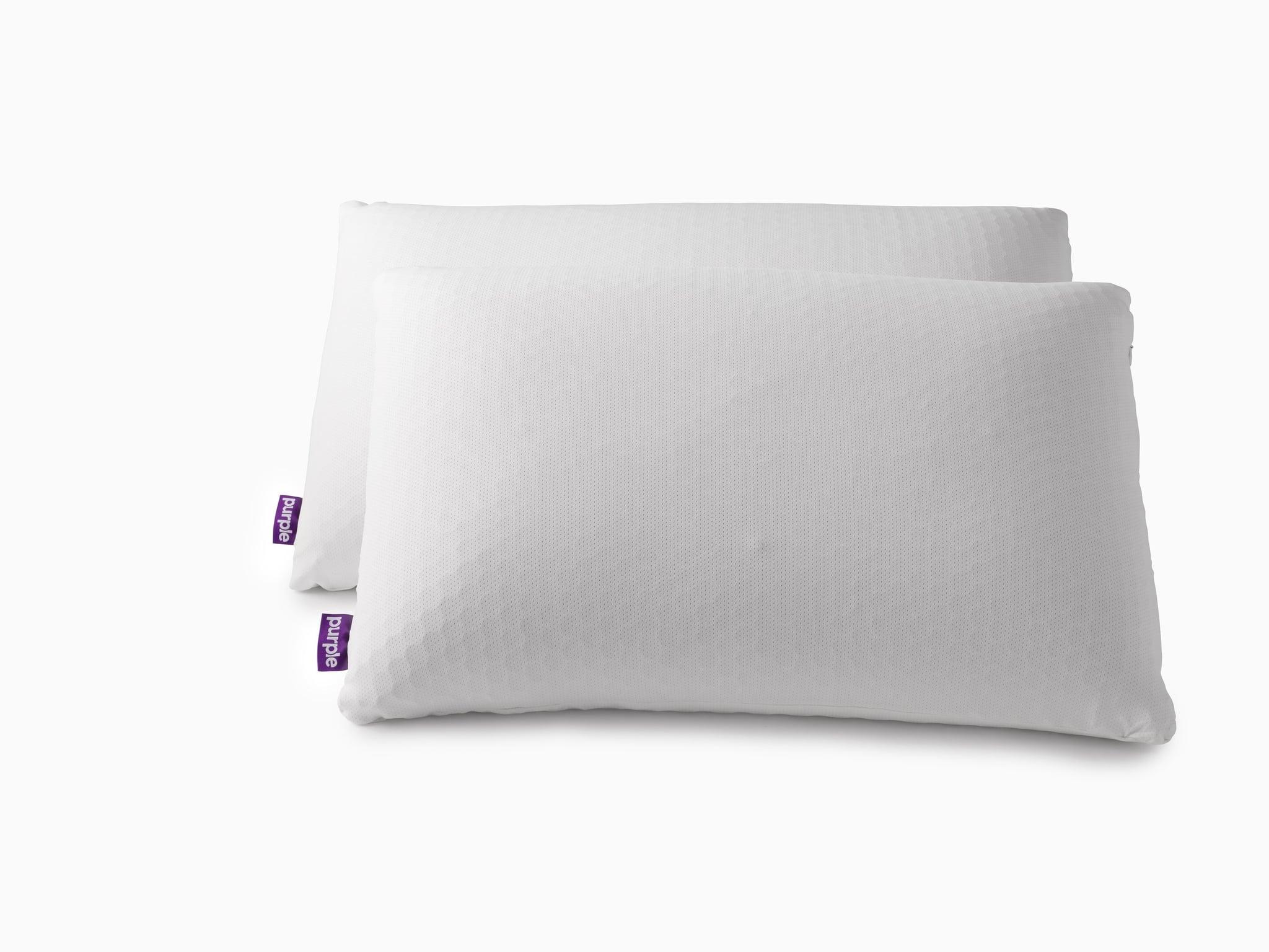 The Purple Harmony Pillow
