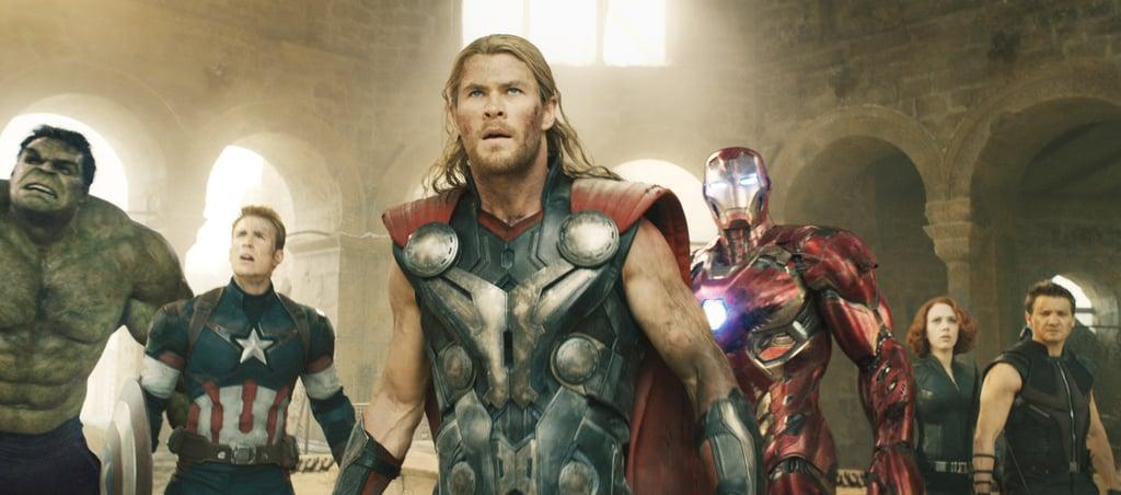 Marvel's Phase 2